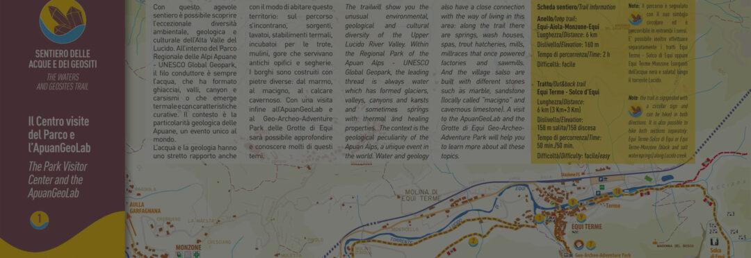 Sentiero tematico delle Acque e dei Geositi